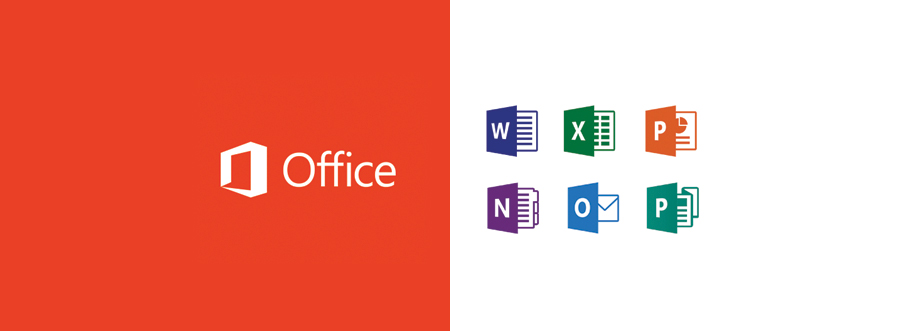 Featured Image - Logo of Office and Office Product icons