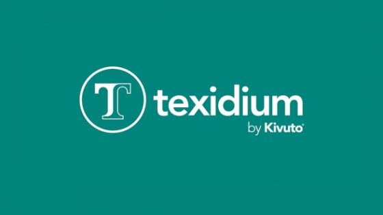Featured Image - Logo of Texidium on green background