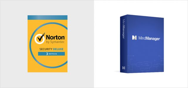 Norton Security and MindManager