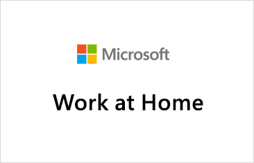 Microsoft Work at Home