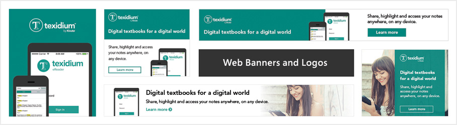 Web Banners and Logos
