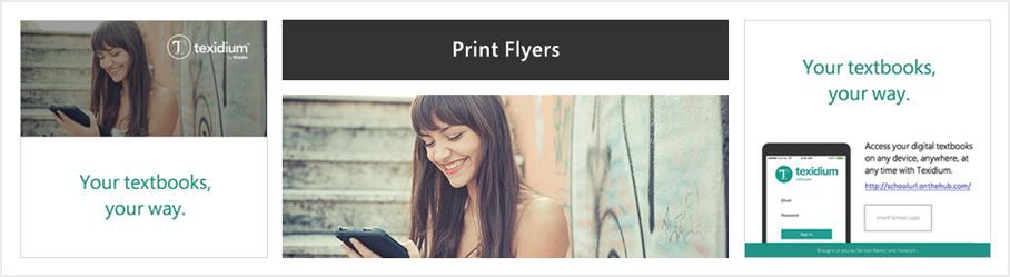 Print Flyers