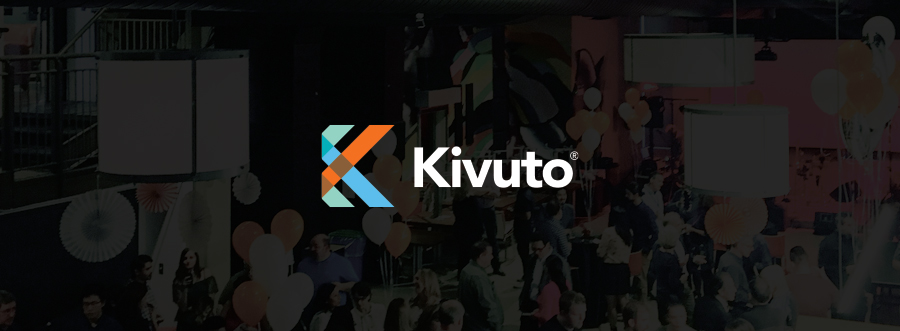 Featured Image - Kivuto logo on dark background