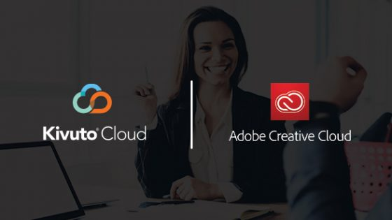 Featured Image - Kivuto Cloud and Adobe Creative Cloud logos