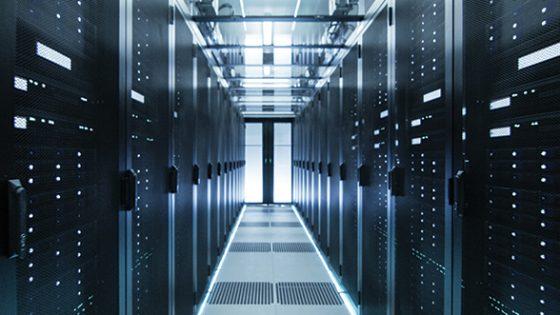 Photo - IT Server Room