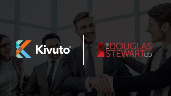 Featured Image - Kivuto and Douglas Stewart logos