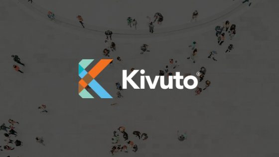 Featured Image - Kivuto Logo on Dark Background
