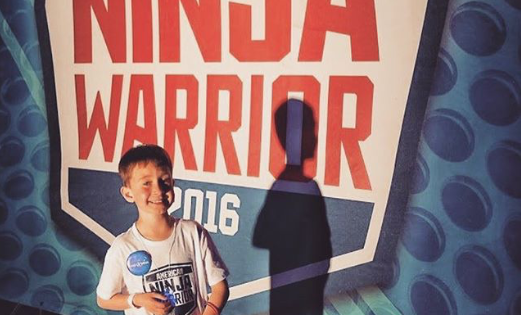 Make a Wish with Logan and American Ninja Warrior