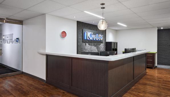 Kivuto Office Front Desk