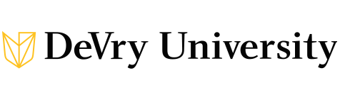 Logo - DeVry University