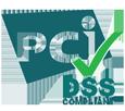 Logo - PCI DSS Compliant