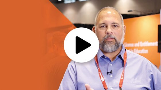 Featured Image of Mike Watson at EDUCAUSE 2019